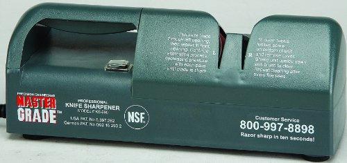 Master Grade ELECTRIC Knife Sharpener FOR Supermarket HUNTER Butcher FISHERMAN RESTAURANT