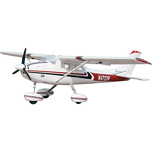 Amewi 24061 Air Trainer ST 1500 RC Motorflugmodell PNP 1500 mm, Weiß-Rot