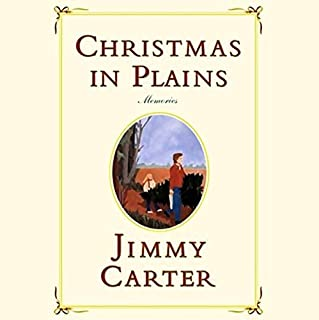 Christmas in Plains audiobook cover art