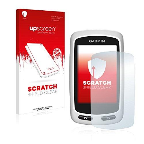 upscreen Protector Pantalla Compatible con Garmin Edge Touring Plus Película Protectora –...