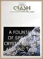 ポスター エドワード ルッシェ Fountain of Crystal 2009 額装品 ウッドベーシックフレーム(オフホワイト)