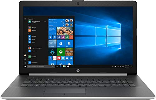 17.3-inch HP 17-by1061st HD 8th Gen Core -3 Laptop (2019)