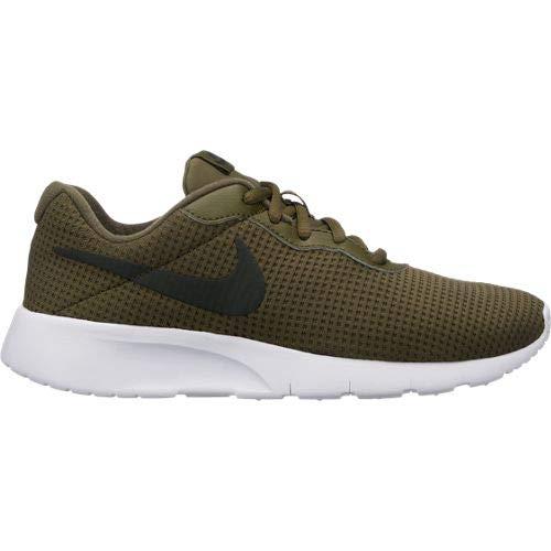 Nike 818381 302 Tanjun (GS) Sneaker Oliv