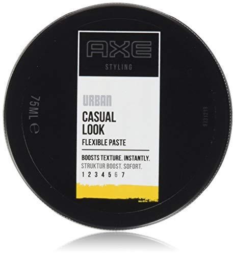 Axe Haarstyling Haarpaste für Männer Casual Look Urban, 6er Pack (6 x 75 ml)