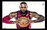 Cleveland Cavaliers - Lebron James Poster Print (55,88 x