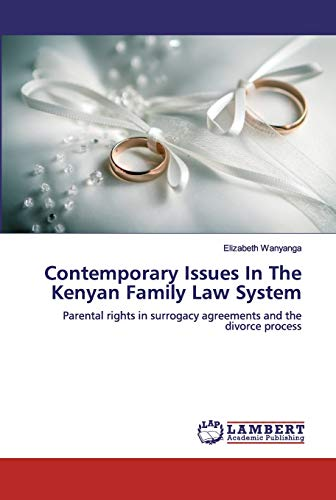 Wanyanga, E: Contemporary Issues In The Kenyan Family Law Sy
