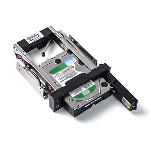 ORICO 5.25インチベイ CD-ROM 内蔵専用 HDDケース 3.5インチ SATA HDD対応 ハードディスクケース ツール不...