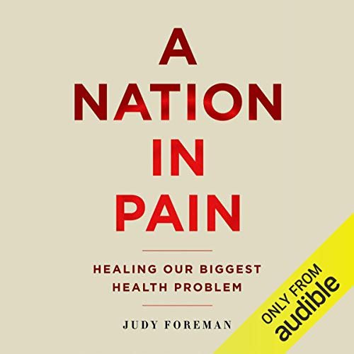 A Nation in Pain audiobook cover art