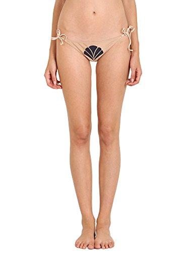 Cali Dreaming Dorado Bikini Bottom Navy Shell