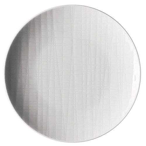 Rosenthal - Piatto in porcellana, colore Bianco, 1 pezzo