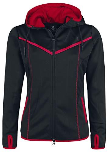 Assassin's Creed Female Sweatshirt Odyssey - Technical Dark Women's Hoodie Black