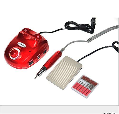 Pour Salon Machine à polir les ongles Offres spéciales pour ongles haut de gamme 220v Pédicure manucure électrique Set polisseuse
