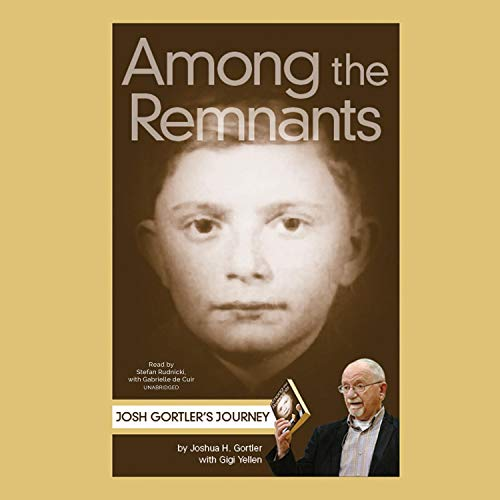 Among the Remnants Audiobook By Joshua H. Gortler MSW DHL, Gigi Yellen cover art