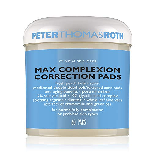 reviva peter thomas roth glycolic acids Peter Thomas Roth Max Complexion Correction Pads