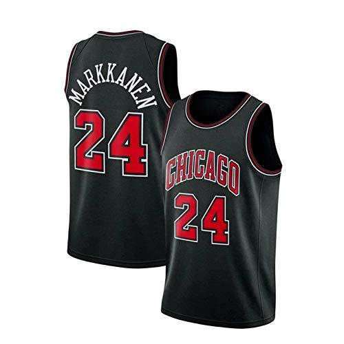 NHICR Camiseta de baloncesto para hombre de la talla M