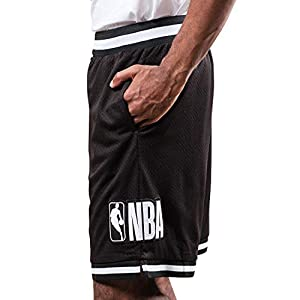 ULTRA GAME NBA APPAREL: Officially Licensed by The NBA (National Basketball Association), Ultra Game NBA features innovative designs with forward thinking graphics and textures. COMFORTABLE FIT: Made out of Polyester Fleece and Mesh. Features an elas...