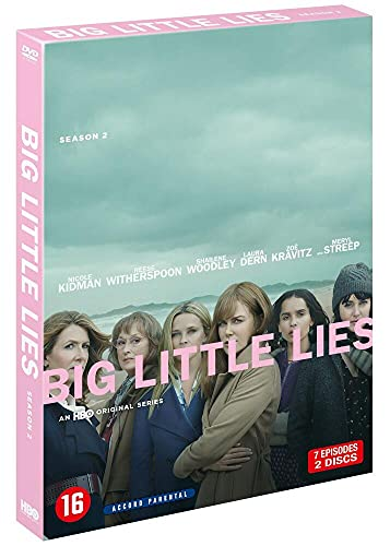 Big Little Lies - Saison 2 [Italia] [DVD]