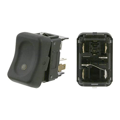 Febi-Bilstein 01744 Interrupteur, feu antibrouillard