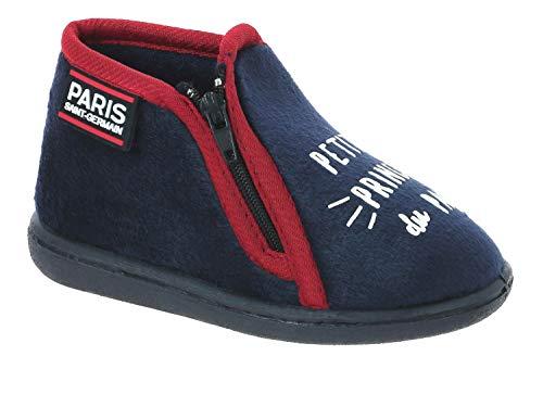 PSG Zapatillas bebé Colección Oficial Paris Saint Germain - Talla 23