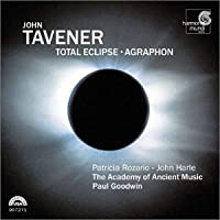 Tavener: Total Eclipse/Agraphon (2001-03-13)