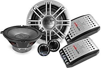 Polk Audio DB5251 5.25-Inch 2-Way Component System  Single Silver
