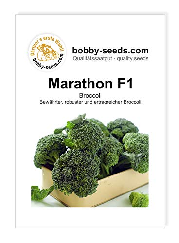 Marathon F1 Broccoli Samen von Bobby-Seeds Portion