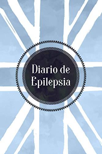 Diario de Epilepsia: Calendario de Ataques, Historial de Medicación, Detonantes, Señales de Aviso y Detalles del Ataque