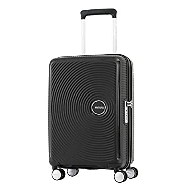 American Tourister Curio Spinner Hardside 20, Black
