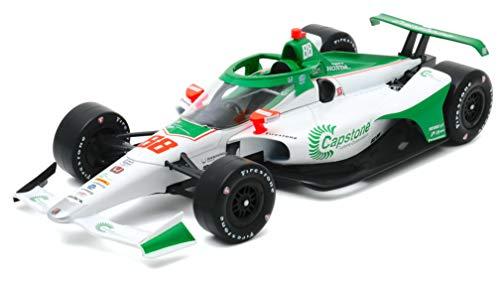 Greenlight Toys 1:18th Colton Herta Andretti Harding Steinbrenner Autosport #88 2020
