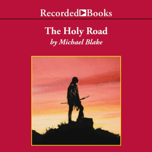The Holy Road audiobook cover art