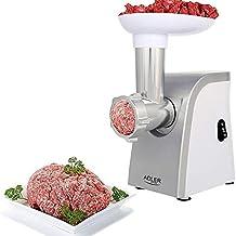 Vleesmolen 1500 W   elektrische worstmachine   worstvuller   vlees wolf   hakmolen   vleesmolen   spuitgebakmachine   3 ga...