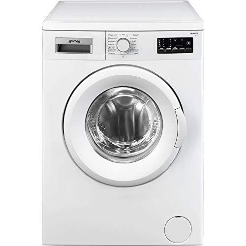 Smeg LBW508CIT-2 Lavatrice Libera Installazione Caricamento Frontale Bianco 5 kg 800 Giri min A++