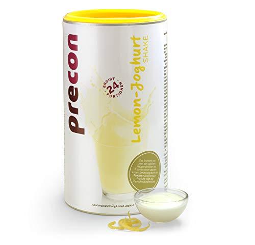 Precon BCM Diät Shake zum Abnehmen – Lemon Joghurt – 24 Portionen (480 g) – Mahlzeitenersatz für eine gewichtskontrollierende Ernährung