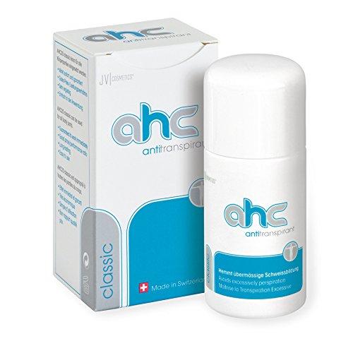 JV Cosmetics - AHC classic Antitranspirant (30 ml) - gegen starkes Schwitzen
