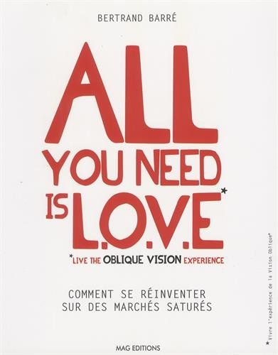 All you need is LOVE (Live the Oblique Vision Experience)