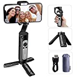 Hohem iSteady X Gimbal Stabilizer for Smartphone, Lightweight and Foldable Phone Stabilizer for Smooth...
