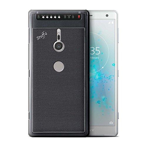 Stuff4® Phone Case/Cover/Skin/SXPZ-CC/Speaker Design Collection Sony Xperia XZ2 Amp/versterker