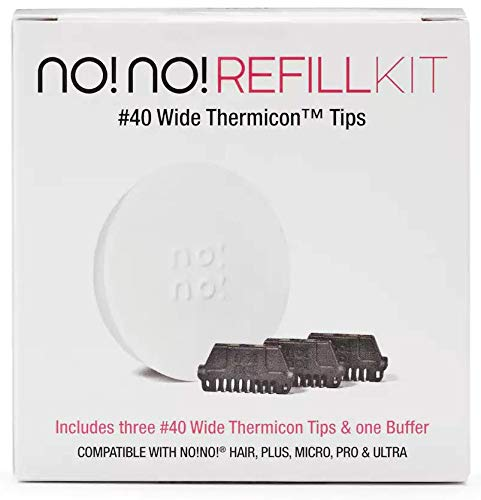 no!no! Thermicon Refill Pack - Wide for Arms, Legs, Back and Chest