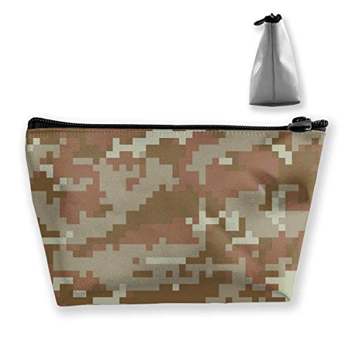 Womena € s Cosmetic Bag Military Camouflage Makeup Bag Portable Toiletry Pouch Storage Pouch Storage Pouch