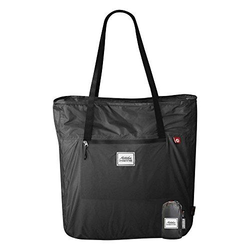 Matador Transit Tote- Packable Tote Bag, 18 Liters (Charcoal)