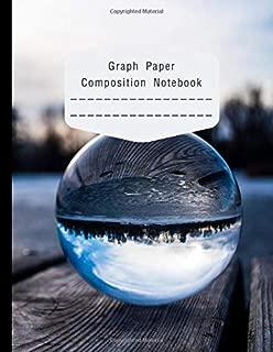 Graph Paper Composition Notebook: Graph Paper Composition Notebook: Quad Ruled 5x5, Grid Paper For Math & Science Students (8.5 X 11) (Composition Notebook Marble)