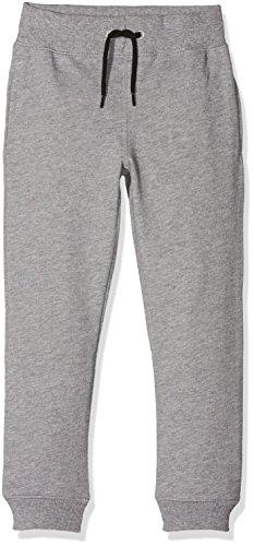 NAME IT Nkmsweat Pant UNB Noos Pantalones, Gris (Grey Melange), 110 para Niños