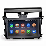 SYGAV Car Radio for 2013-2015 Nissan Altima Stereo GPS Navigation 10.2 Inch Touch Screen Android 10 Head Unit Player Mirrorlink