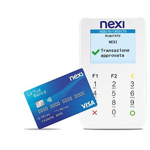 Nexi Mobile POS, Il POS Senza canone