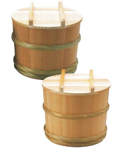 梅沢木材工芸『木製漬物樽』