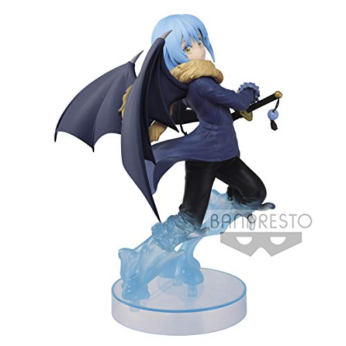 Banpresto. That TIME I GOT Reincarnated AS A Slime - Limur Rimuru Tempest EXQ Ver. 2 Figuren 20 cm