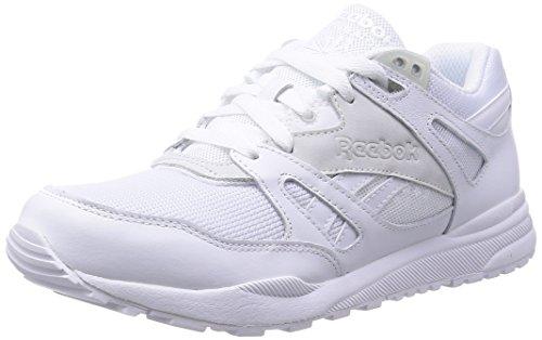 Reebok Ventilator St, Herren Flach, Weiß - Blanc (White/White), 44.5 EU