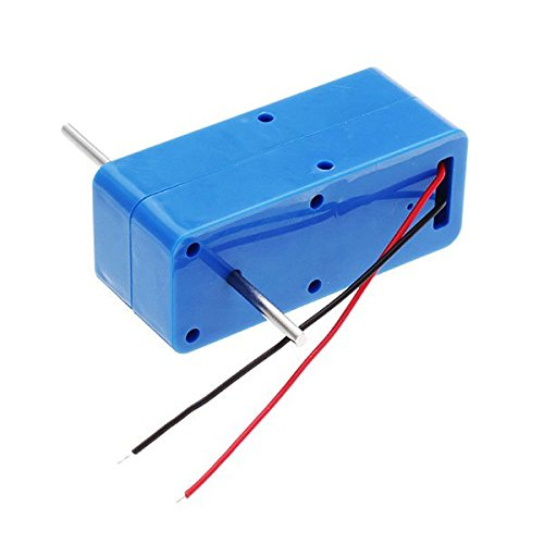 ILS - DC1.5-6V Mini Electric Reduction Box DC Gear Motor Biaxiale Output Motor