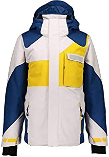 Obermeyer Teen Boy's Outland Jacket & E-Tip Glove Bundle