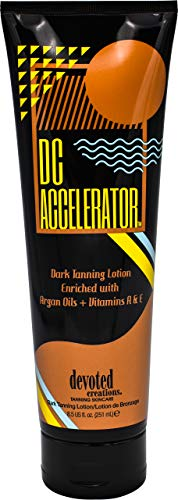 Devoted Creations DC Accelerator Dark Tanning Lotion (251ml)